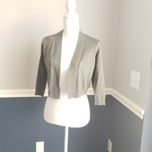 NWT Cropped Cardigan Size Small